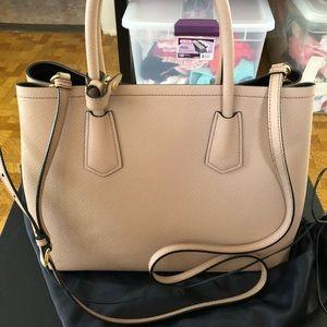 f5d252546359 ... sweden prada bags prada saffiano cuir small double bag 49075 cfd6b